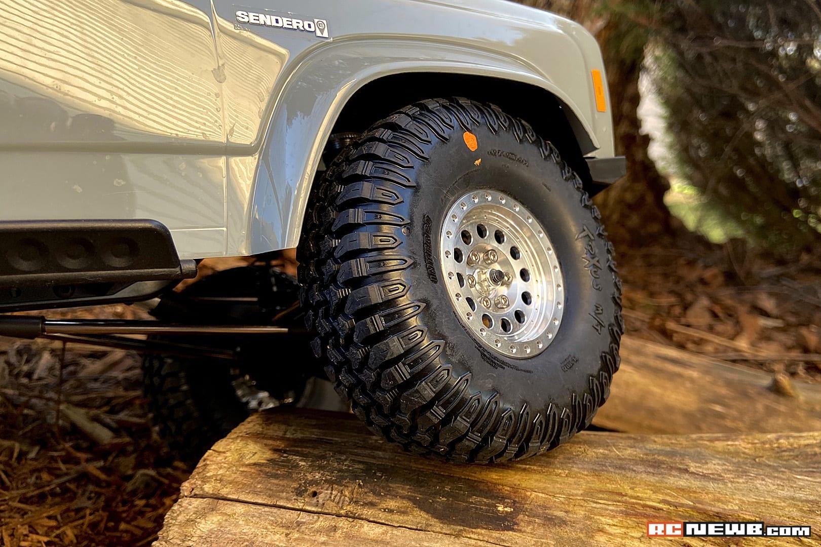 Review: Pro-Line's Interco TrxUs 1.9″ G8 Rock Terrain Tires
