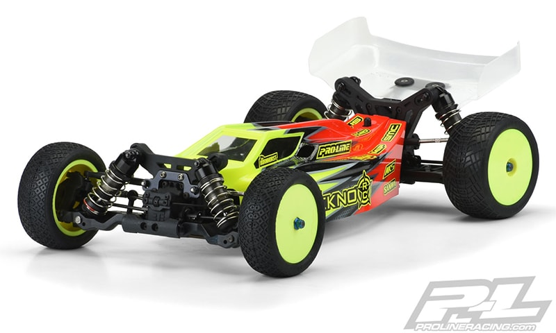 Pro-Line's Elite Light Weight Clear Body for the Tekno EB410