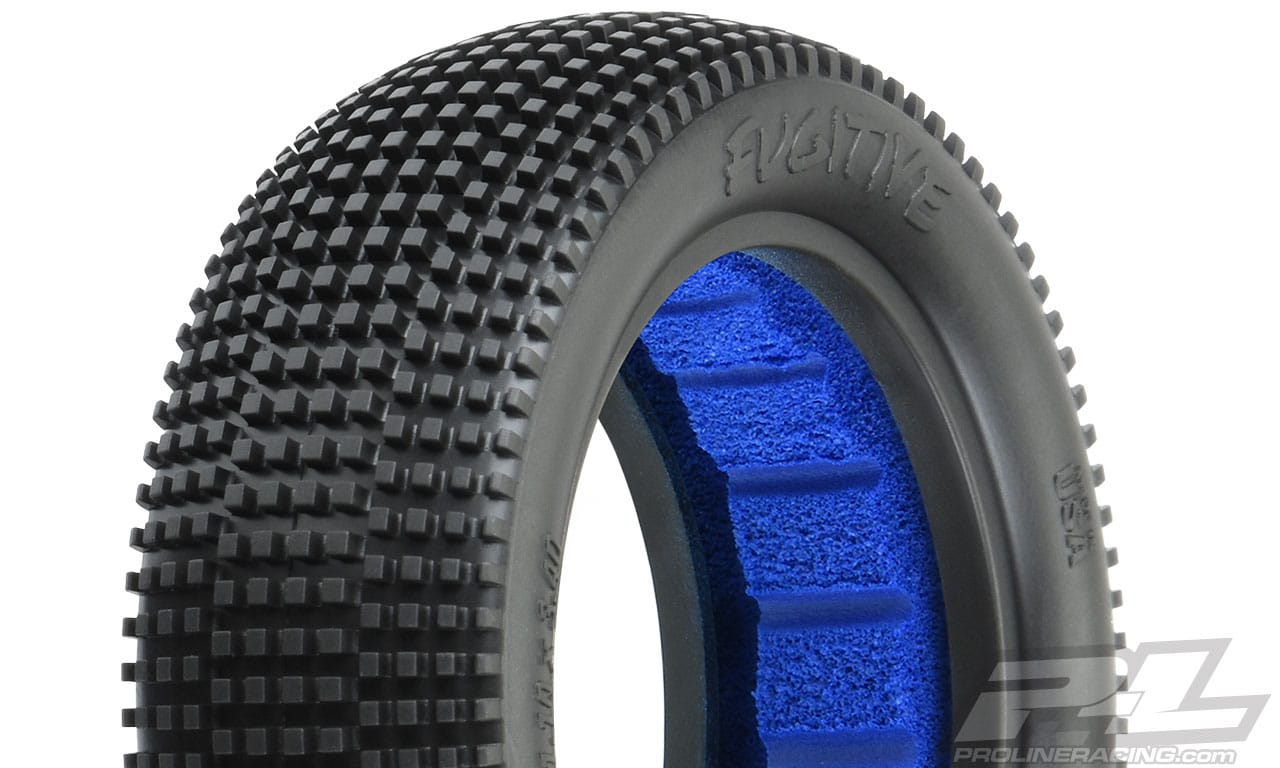 Pro-Line Fugitive 2.2″ 2WD & 4WD Off-road Buggy Front Tires