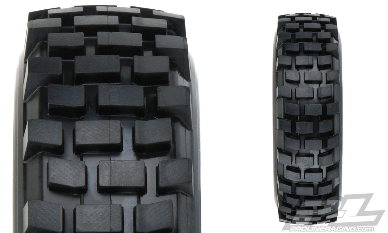 Pro-Line Grunt G8 Rock Terrain Truck Tires - Detail