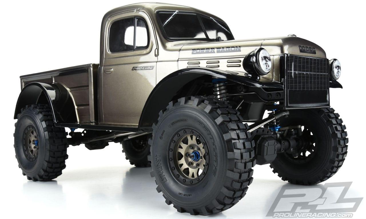 Pro-Line Grunt 1.9″ G8 Rock Terrain Truck Tires