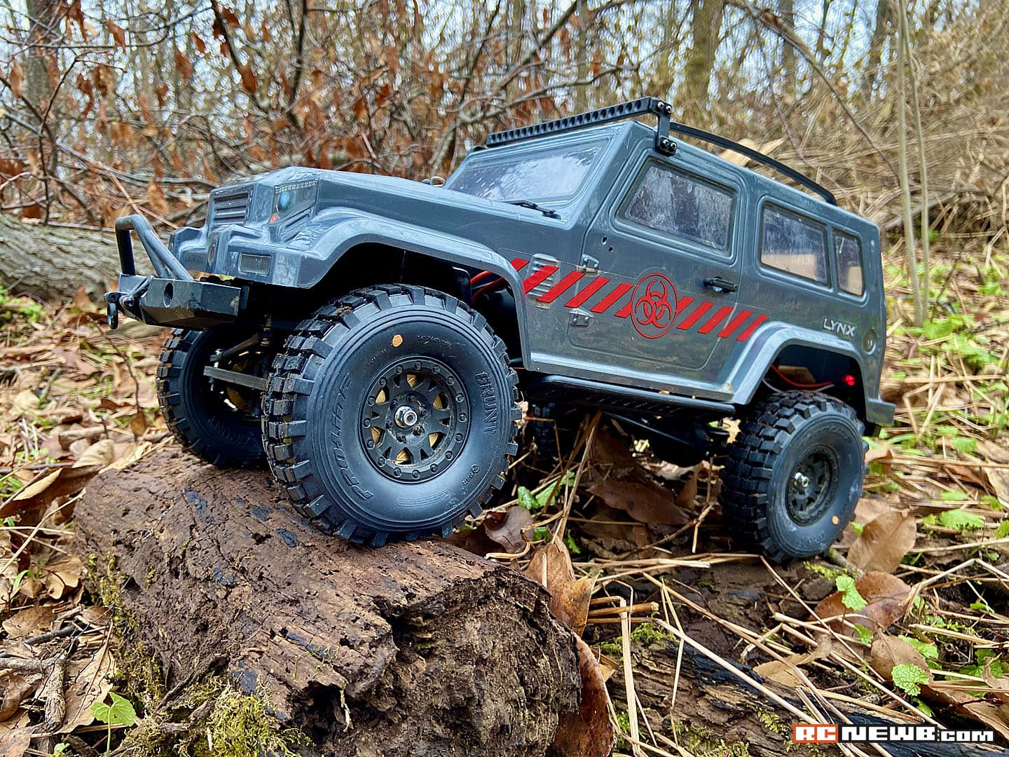 Hands-on with Pro-Line's Grunt 1.9″ G8 Rock Terrain Tires