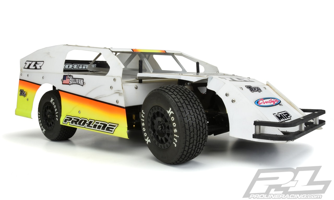 Get Racy with Pro-Line's New Hoosier G60  Dirt Oval SC Tires