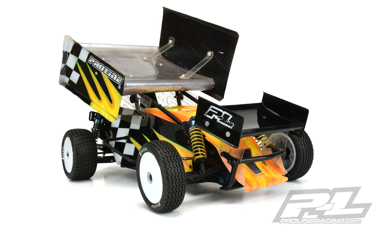 Pro-Line Hoosier Racing Front & Rear R/C Buggy Tires