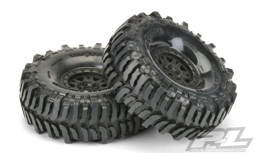 Pro-Line Interco Bogger Pre-mounted Tires