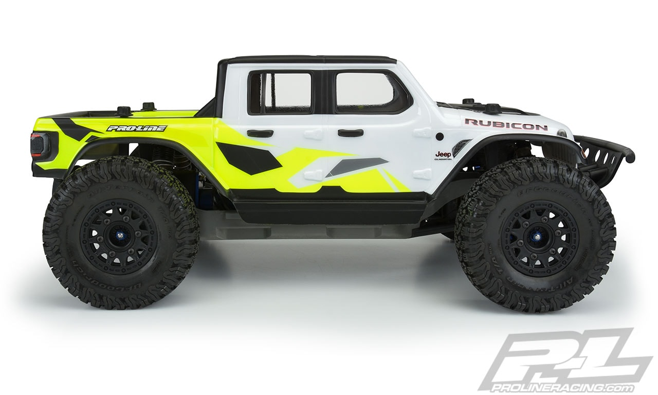 Pro-Line Jeep Gladiator SCT Body - Side