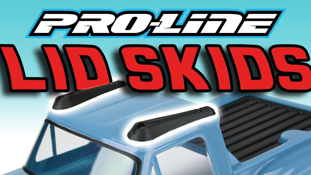 """Built to Take a Beating: Pro-Line Shows Off Their """"Lid Skids"""" [Video]"""