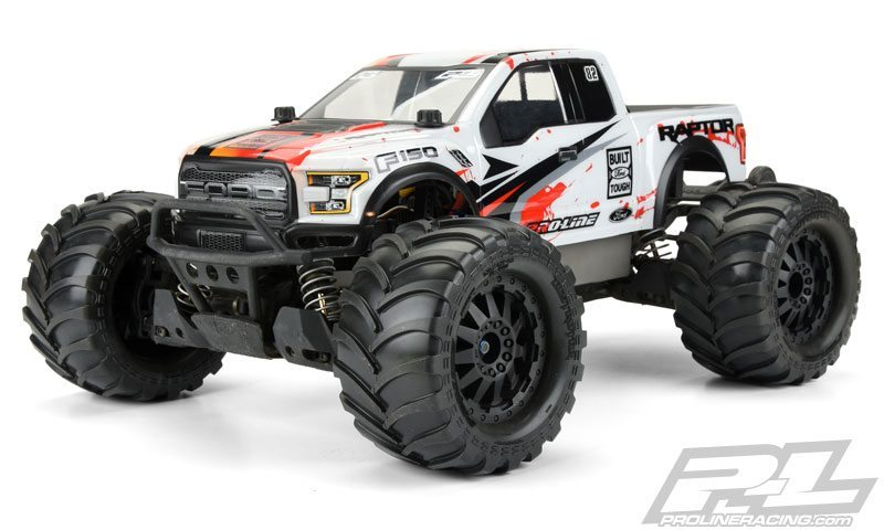 Pro-Line Releases Six New Pre-mounted Tire and Wheel Combinations