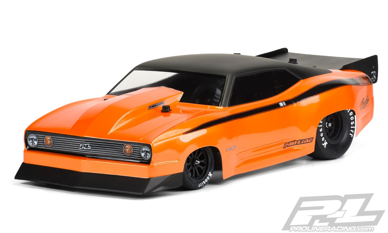 Hit the Track with Pro-Line's Octane Dragster Body
