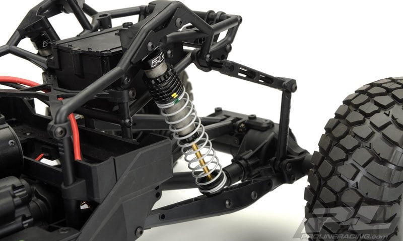 Pro-Line's New PowerStroke XT Shocks for Axial Yeti
