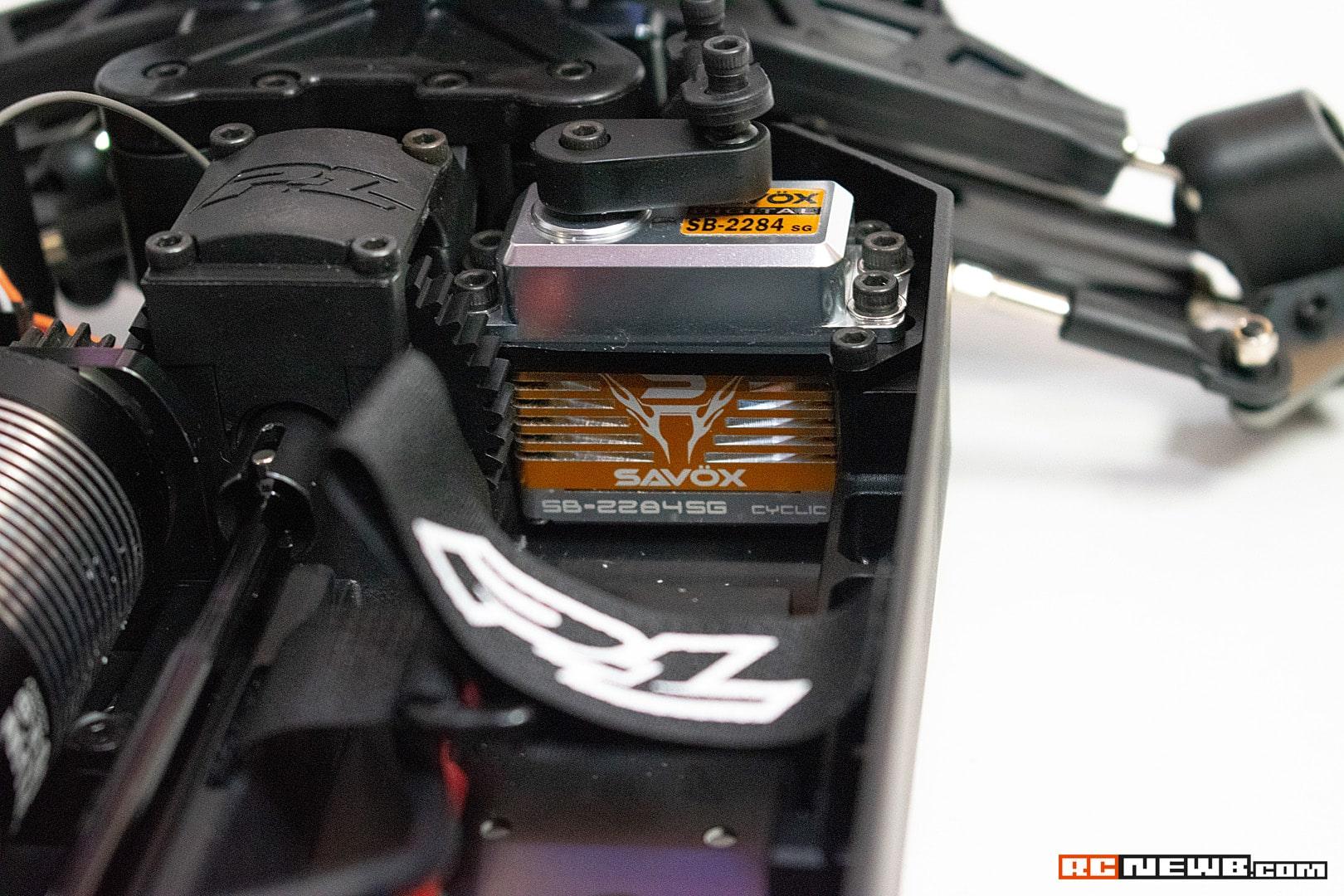 Pro-Line Pro-Fusion SC 4x4 Electronics - 5