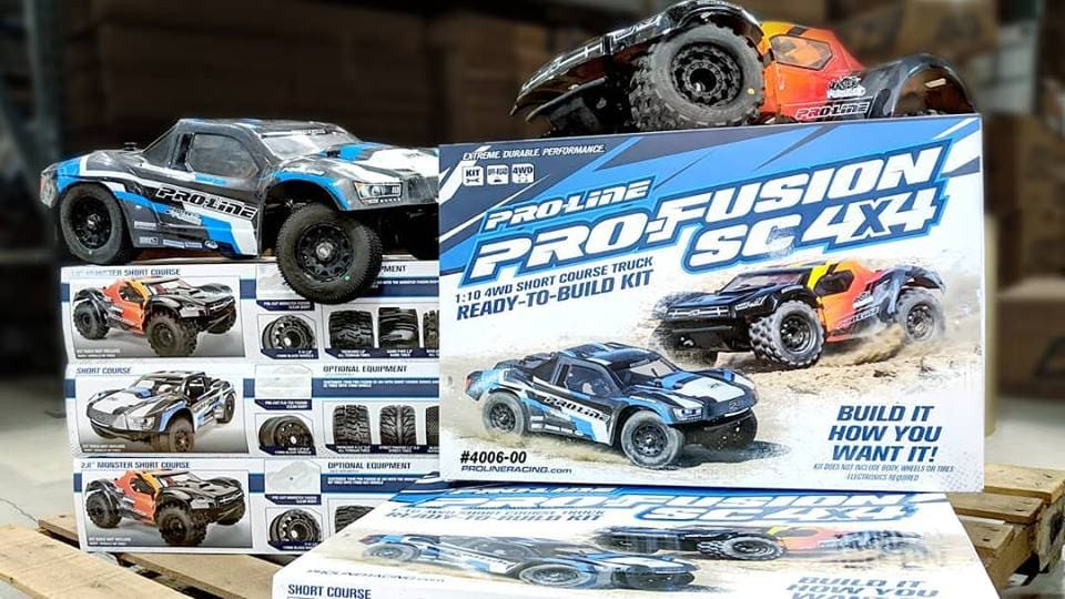 A Tease Times Three – Upcoming Products from Pro-Line