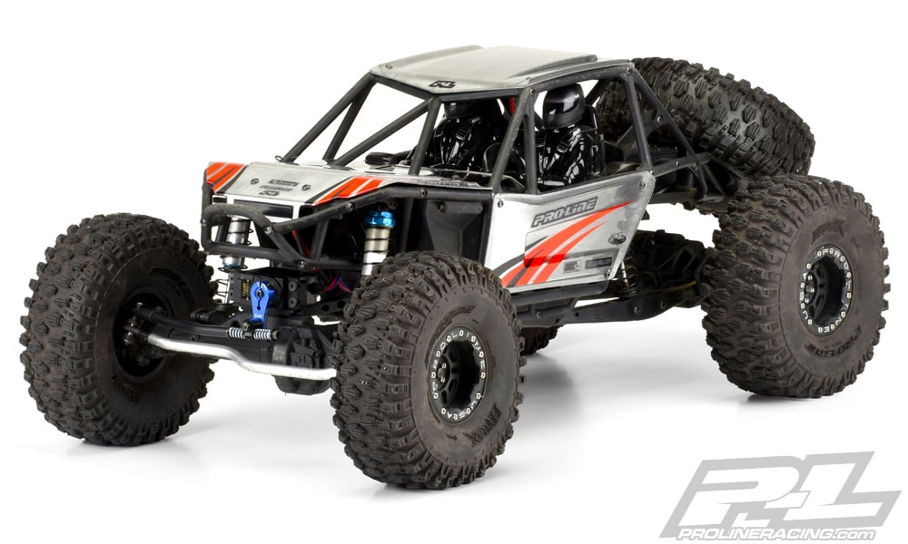 Pro-Line's Pro-Panels body set for the Axial RR10 Bomber