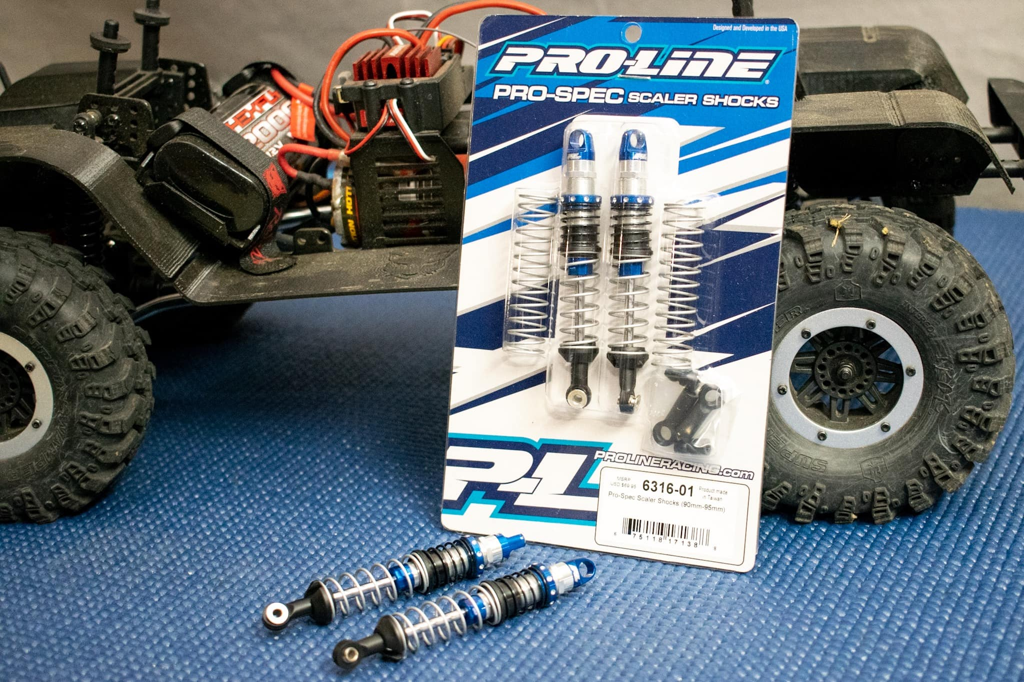 Hands-on with Pro-Line's Pro-Spec Scaler Shocks