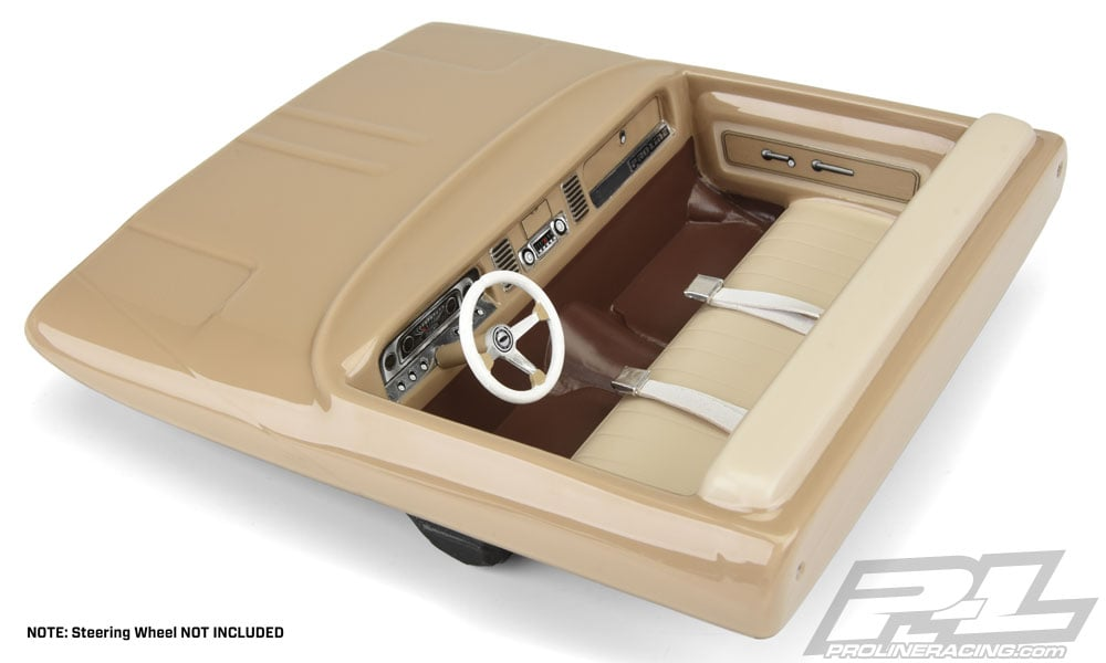 Scale Sweetness Inside & Out with Pro-Line's Classic Interior
