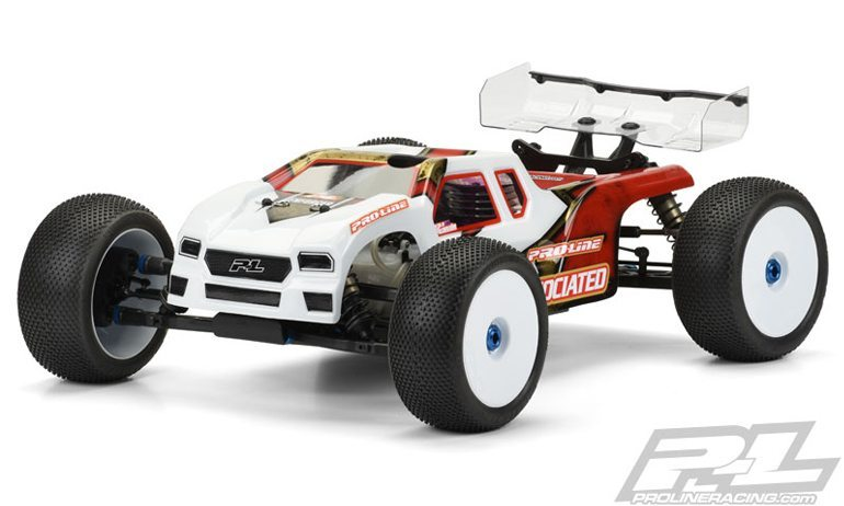 "Pro-Line Releases ""Enforcer"" Body for AE RC8T3"