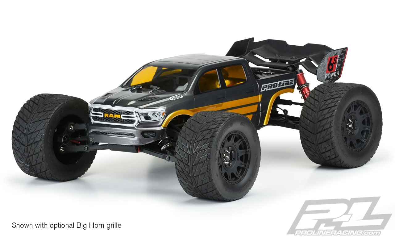 Pro-Line Ram Rebel Body for ARRMA Kraton 6S