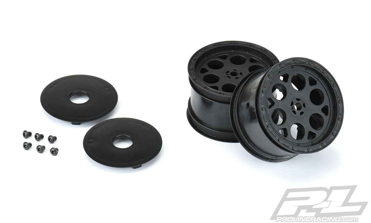 Pro-Line Showtime Sprint Car Wheels - Rear