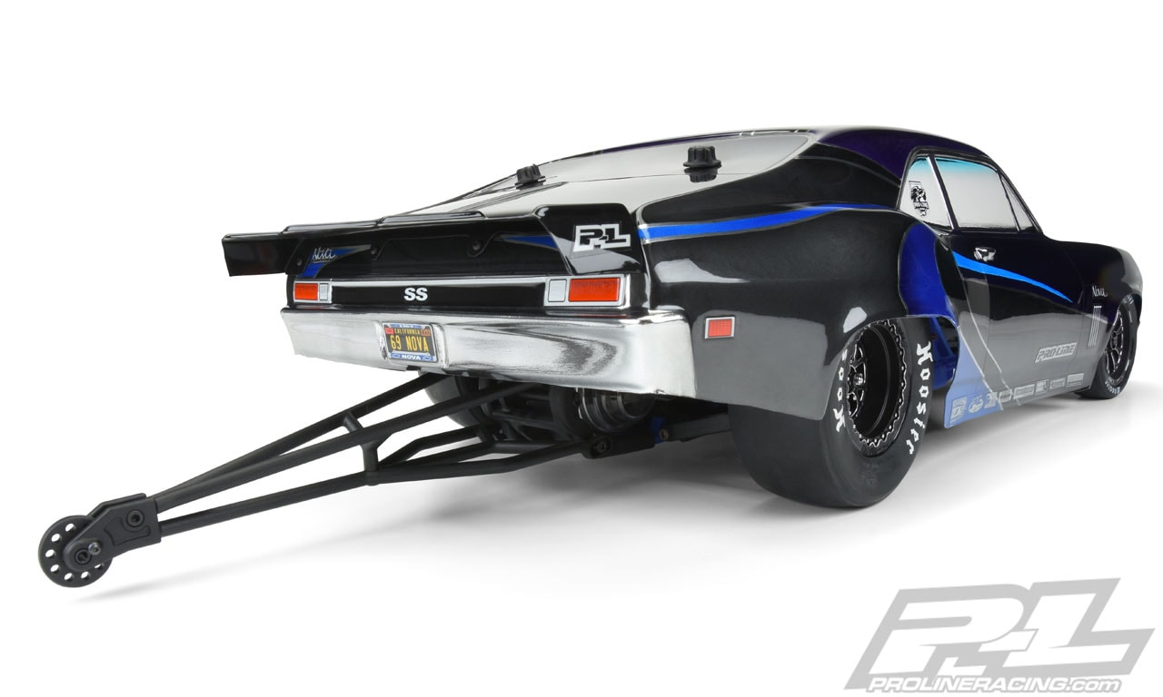 Pro-Line Stinger Drag Racing Wheelie Bar