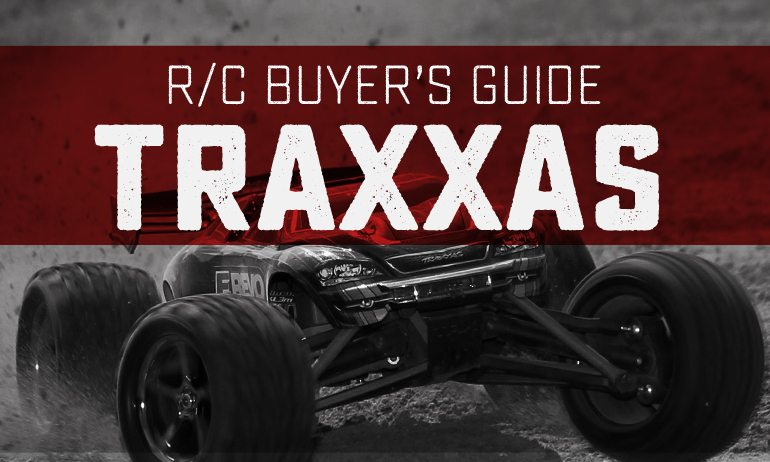 R/C Buyer's Guide: Traxxas