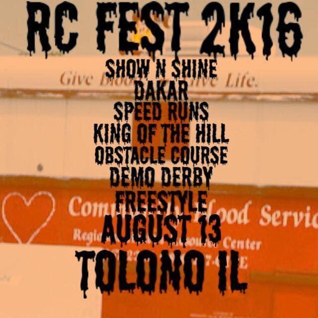 RC Fest 2K16