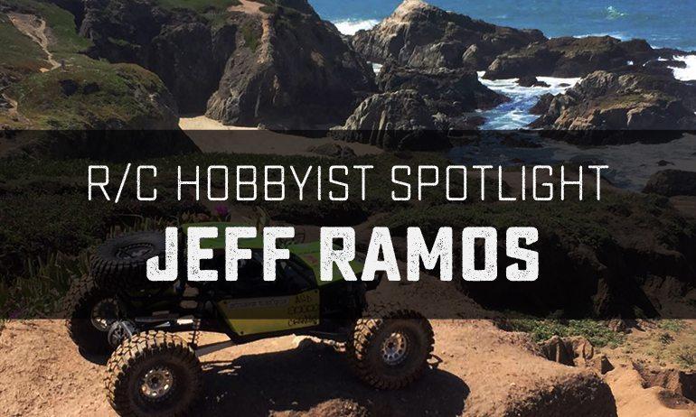 R/C Hobbyist Spotlight: Jeff Ramos (Team Green RC)