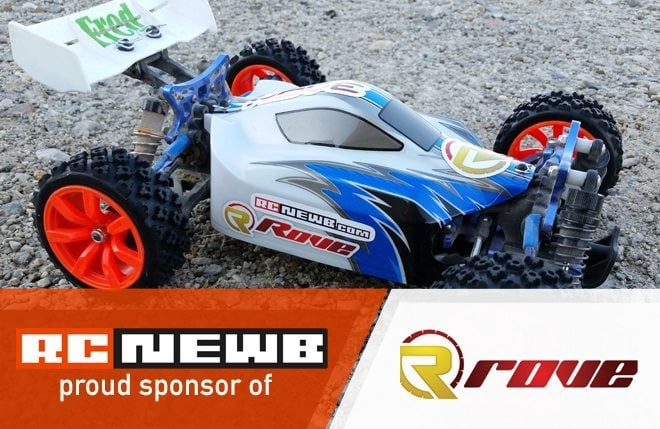 RC Newb is a Proud Sponsor of ROVE