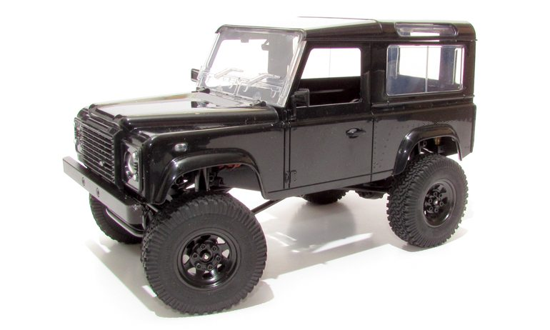 """RC4WD Goes """"Small-Scale"""" with the 1/18 Gelande II Trail Rig"""