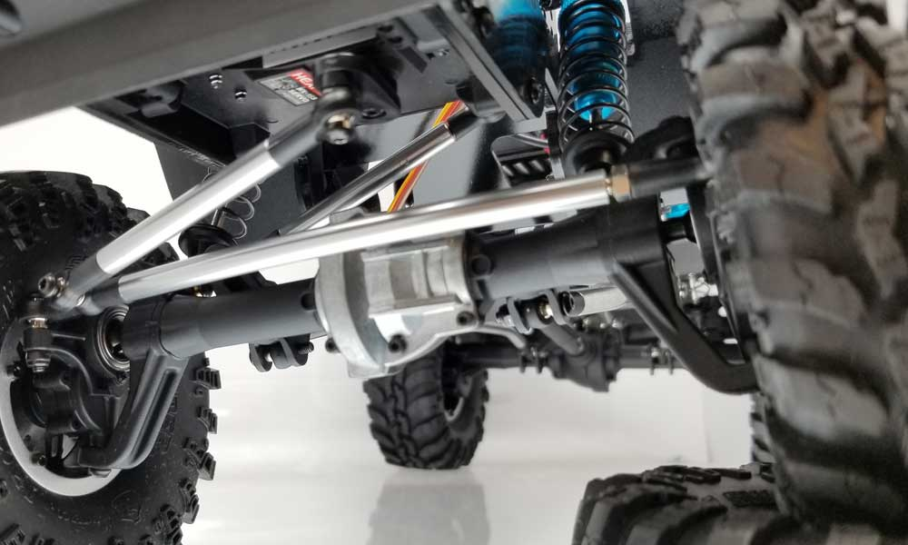 "Redcat Releases ""V2"" of its Portal Axle Upgrade Kit for the Everest GEN7"