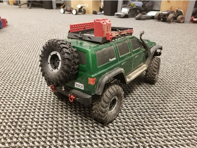 Redcat Racing Releases a Selection of 3D Printer Files for the Everest GEN7