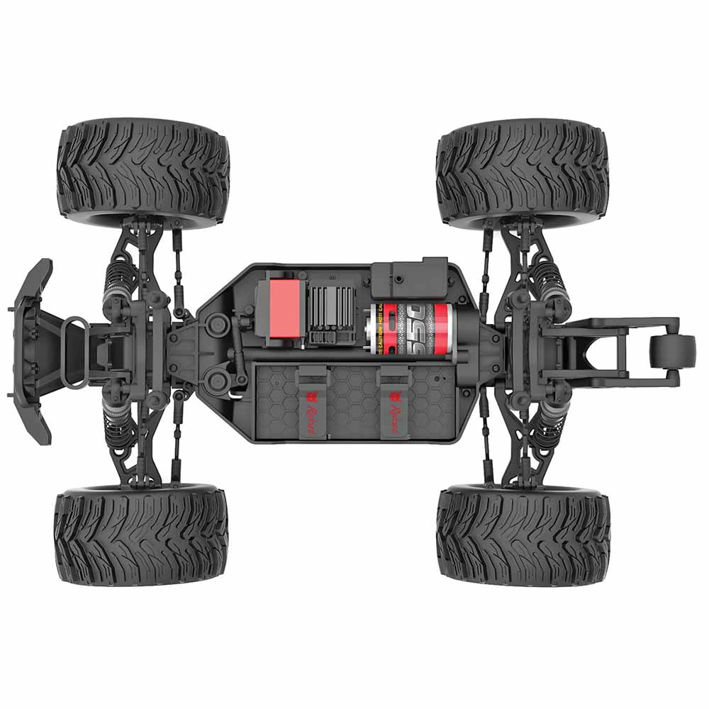Redcat Racing Dukono Monster Truck - Chassis Top