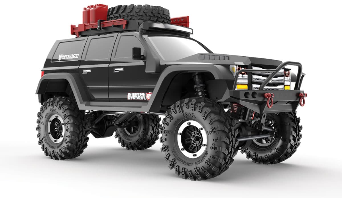 Dig Deep into Redcat Racing's Everest GEN-7 Details