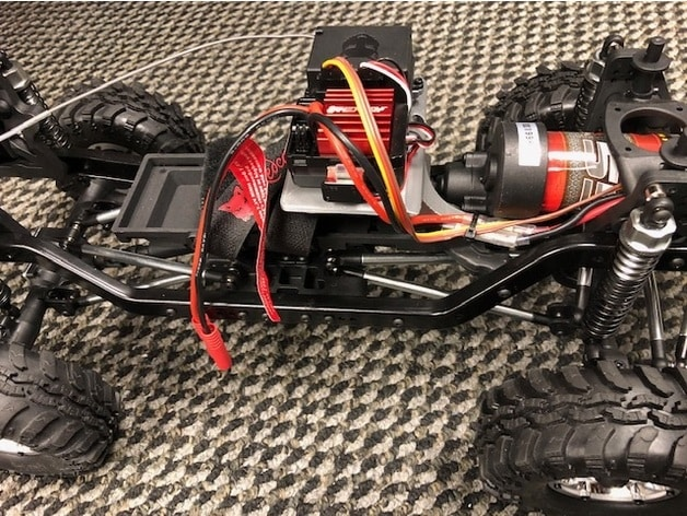 Get a Jump on Modding the Redcat Racing GEN8 with These 3D Printable Parts