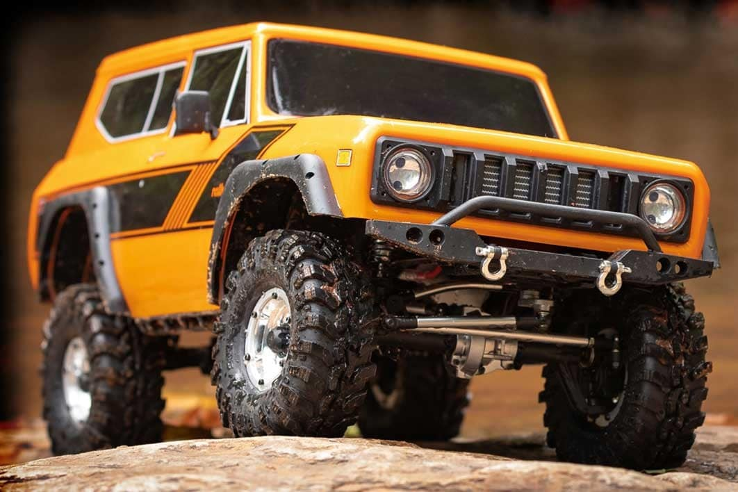 Enter to Win an Orange GEN8 International Scout II from Redcat Racing