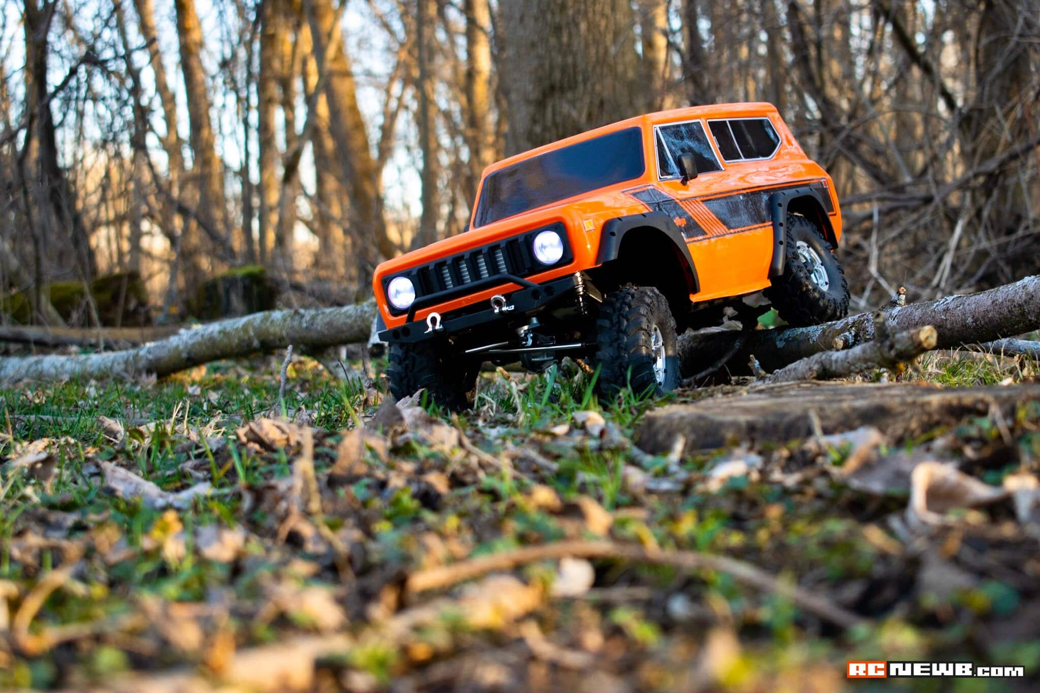 Review: Redcat Racing GEN8 Scout II