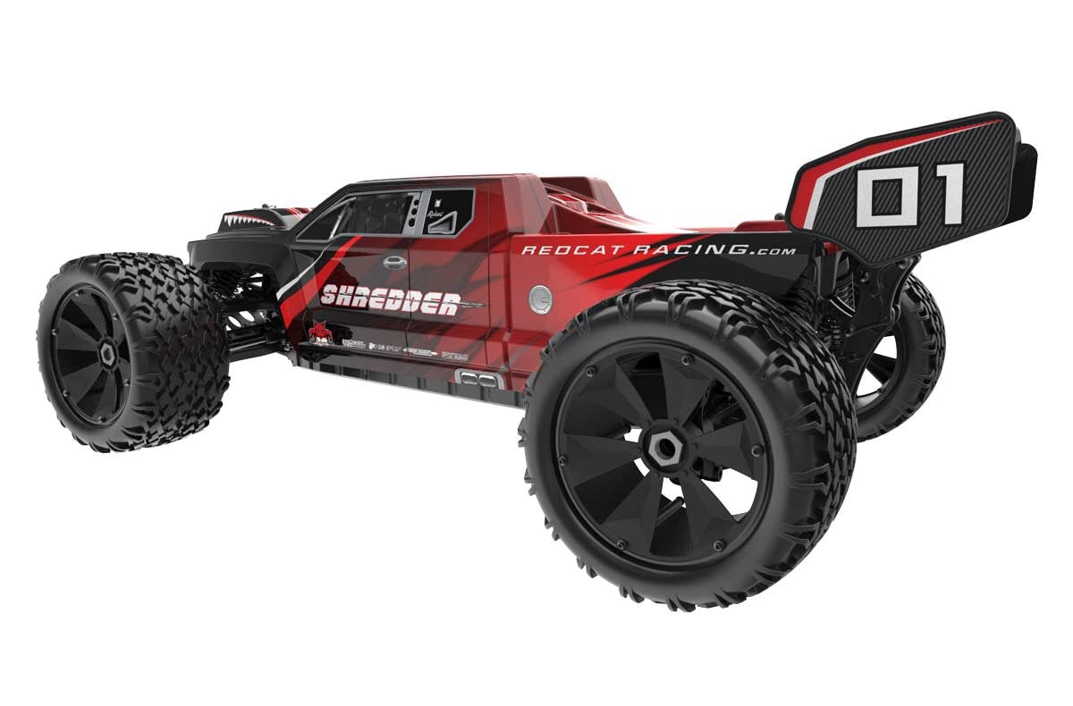 Redcat Racing Shredder RC Truck - Side