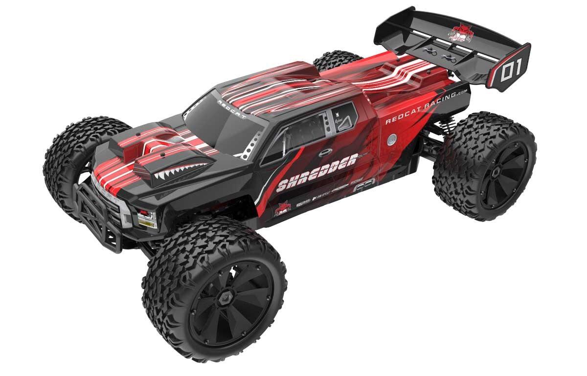 Unboxed: Redcat Racing's Shredder XTE V2 R/C Monster Truck