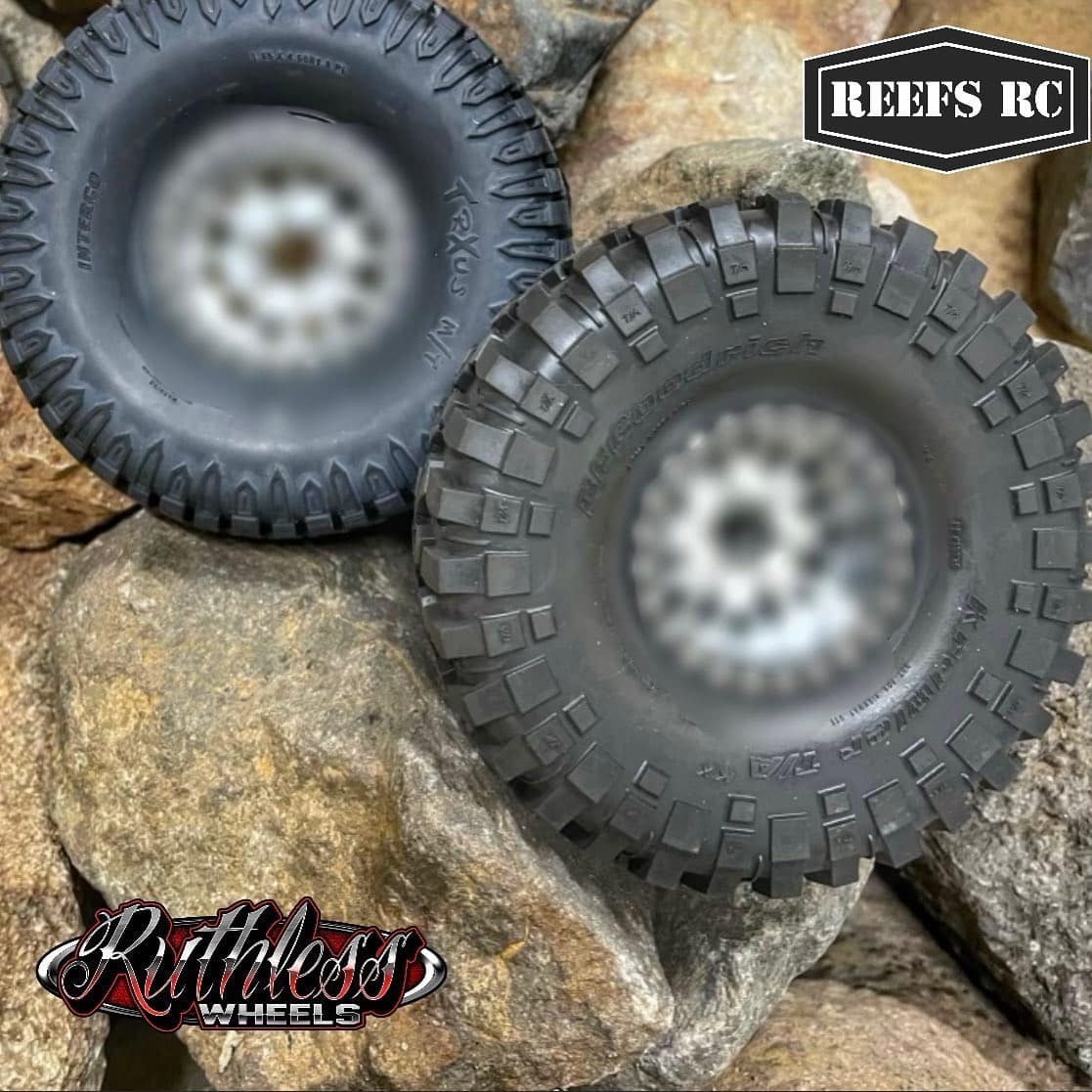 Reef's RC Teases the Release of New Crawler Wheels