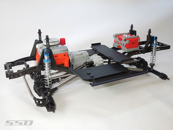 SSD Trail King Pro Chassis Builders Kit
