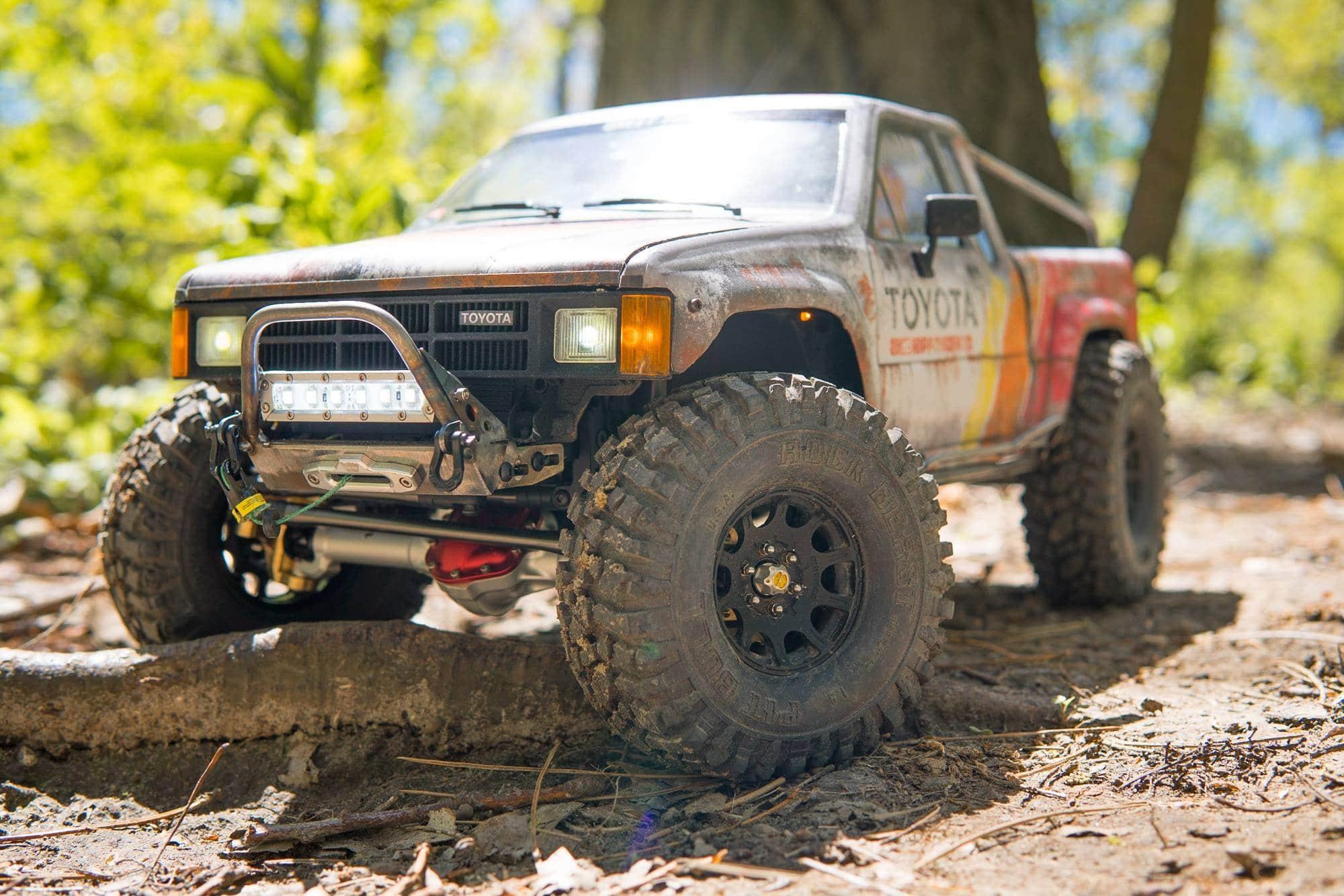 ScalerFab Comp-series Bumper