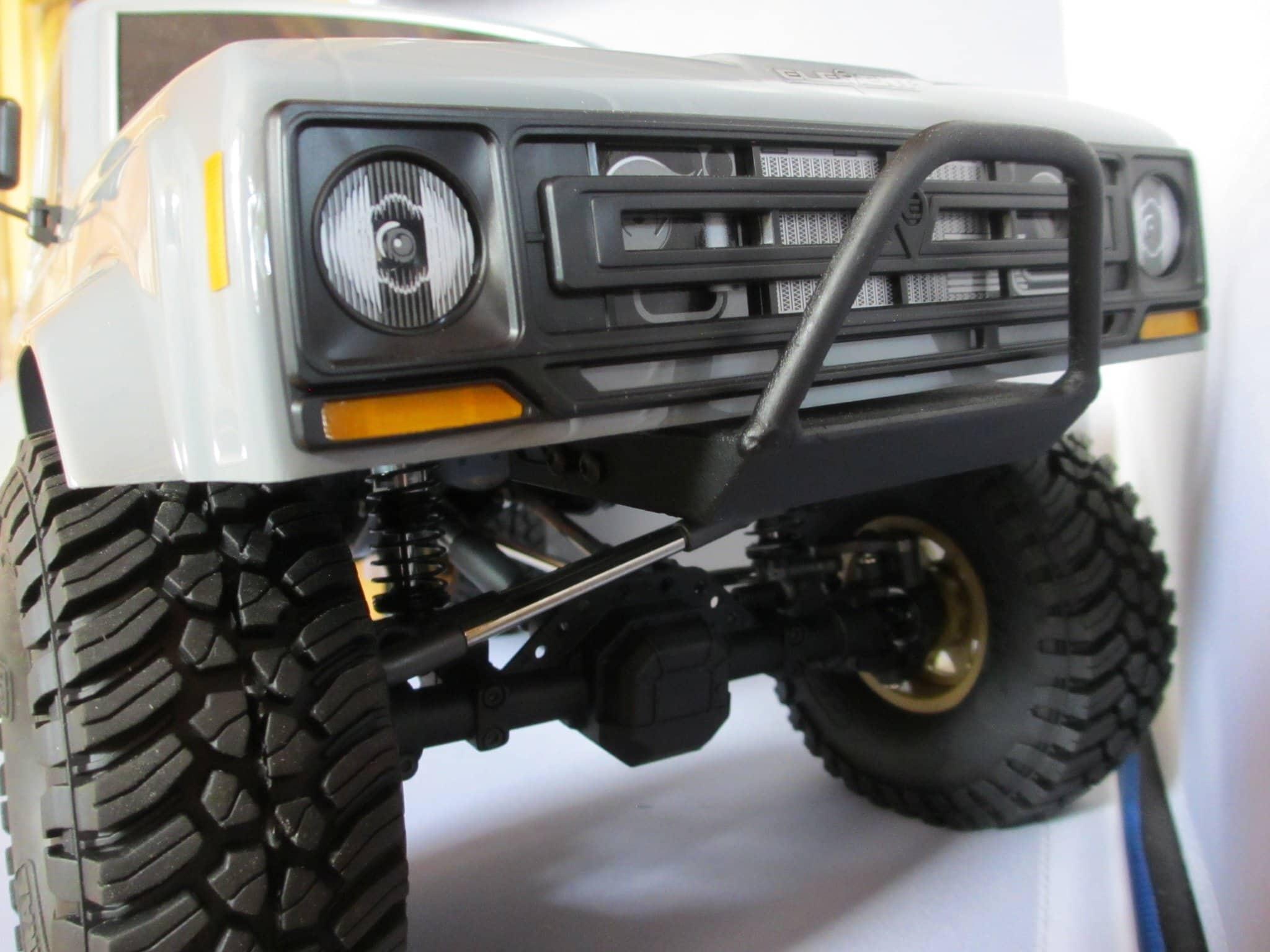 ScalerFab Element RC Enduro Comp-Style Bull Bar Front Bumper