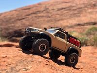 ScalerFab TRX-4 Rock Sliders