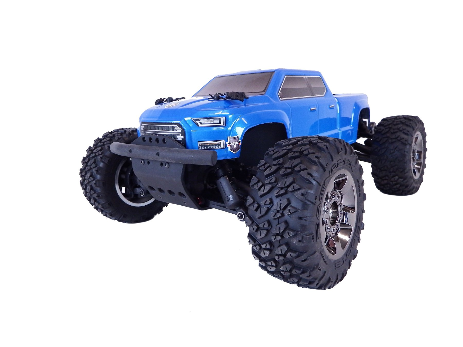 Beef Up Your ARRMA Big Rock 4×4 with the XV6 Bumper from T-Bone Racing