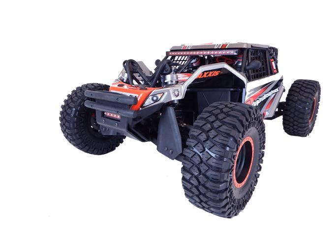 T-Bone Racing Releases New R/C Armor for the Losi Super Rock Rey