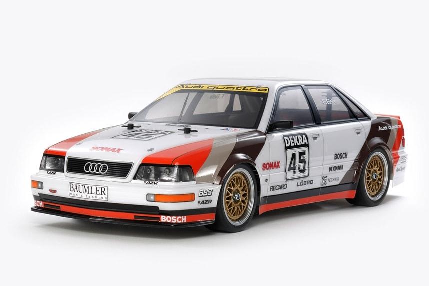 Tamiya 1991 Audi DTM Touring Car