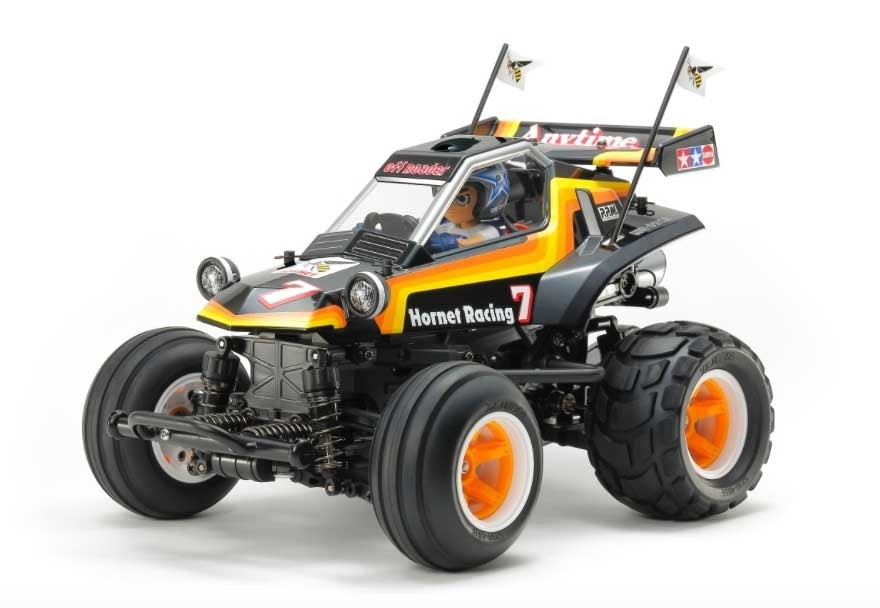 Tamiya Comical Hornet 1/10-scale Buggy