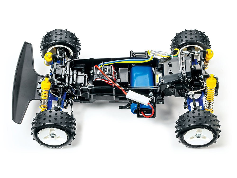 Tamiya Scorcher 2020 Re-release - Chassis