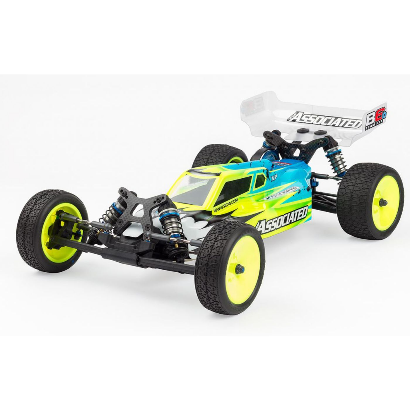 Enter to Win a Loaded Team Associated B6D Team Kit from Horizon Hobby
