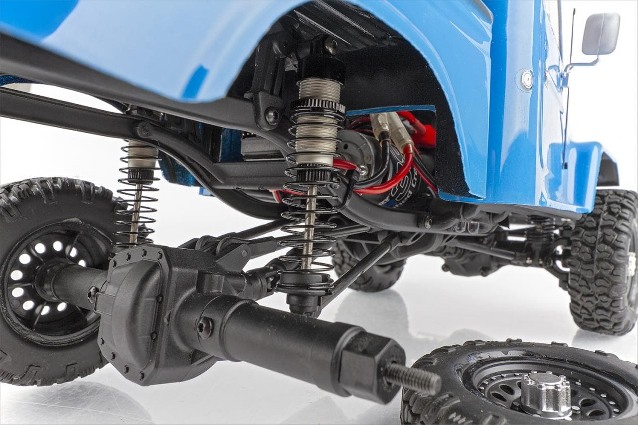 Team Associated Releases New Parts for the CR12