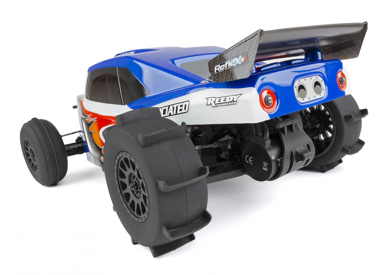Limited Edition Team Associated Reflex DB10 with Paddle Tires